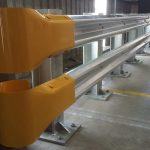 Guardrail Armco Vehicle Saftey Barrier