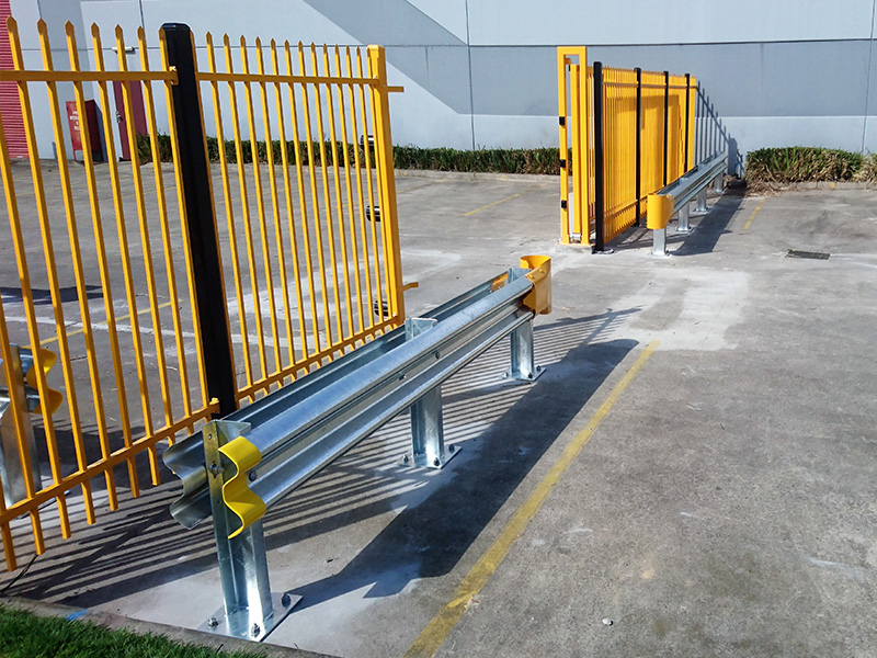 Guardrail Factory Saftey Protection Barriers