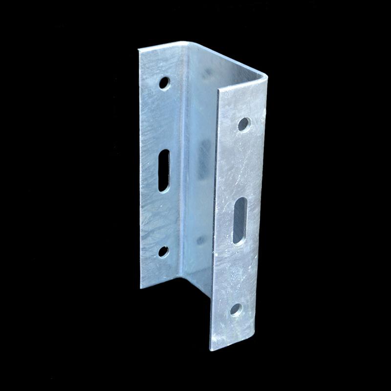 Guardrail Steel Block