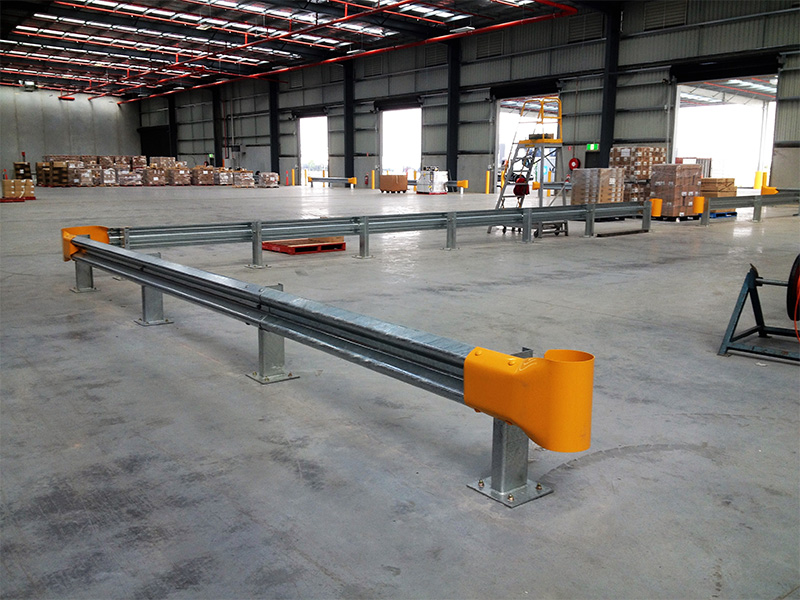 Factory Safety Barriers
