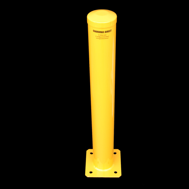 Powdercoated Safety Bollard